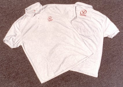 IsuzuWeb Polo Style Shirt