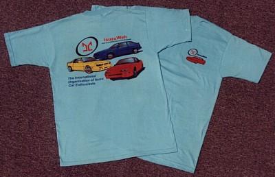 IsuzuWeb T-Shirt
